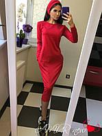Платье-футляр, фото 1