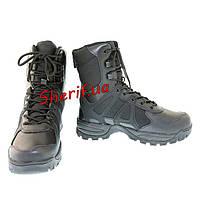 Берцы армейские  тактические второе поколение черные MIL-TEC 12829002
