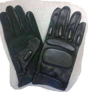 Перчатки кожаные армейские, фото 2