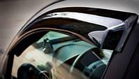 Alfa Romeo 166 Sd 1998-2004 дефлекторы окон Cobra Tuning. Ветровики Альфа Ромео.