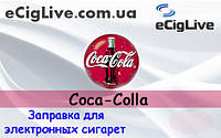 Coca-Colla. 10 мл. Жидкость для электронных сигарет.