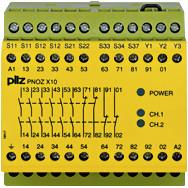 774706 Реле безпеки PILZ PNOZ X10 230-240VAC 6n/o 4n/c 3LED