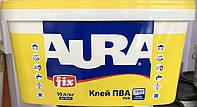 Клей ПВА Aura Fix PVA 10 л. в Днепре