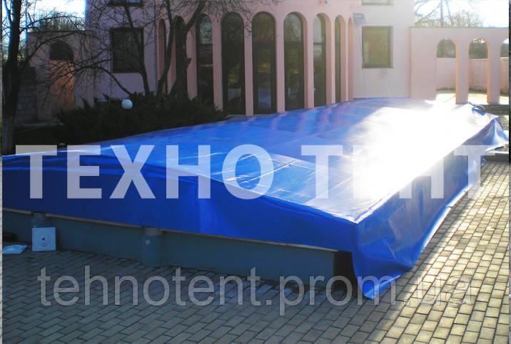 Накрытия на бассейн