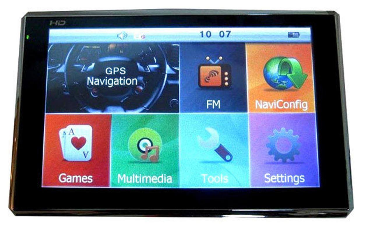 Навігатор 7 GPS 7008