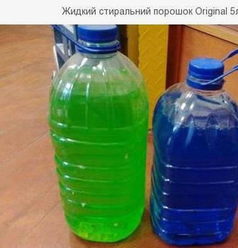 Жидкий порошок дешевый 5 литров