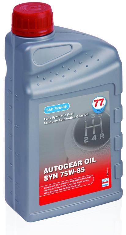 Autogear Oil SYN 75W-85 (кан. 1 л)