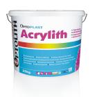 Штукатурка акриловая короед OptoPlast Acrylith  25 кг.