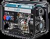 Дизельный генератор Könner & Söhnen KS 8100HDE-1/3 ATSR