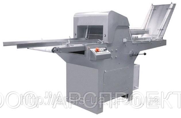 Хлеборезательная рамочная машина