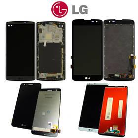 Дисплейные модули в сборе для смартфонов и планшетов LG