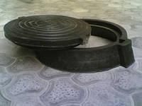 Люк канализационный резиновый, Д 720мм