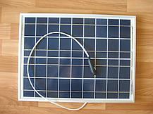 Солнечное зарядное устройство для авто 20 Вт + USB, фото 3
