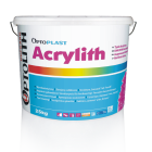 "Штукатурка акрилова ""баранчик"" (шуба) OptoPlast Acrylith  25 кг."