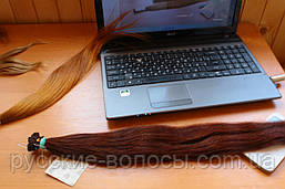 Акция!!! Волосы славянские на капсулах волнистые пористые. +Премиум