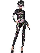 Женский костюм кошки на хэллоуин