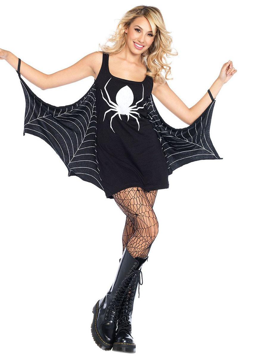 Женское платье - костюм на хэллоуин