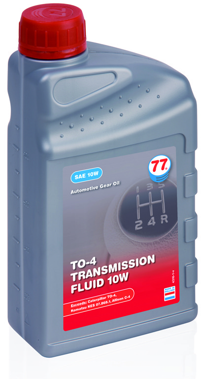 77 TO-4 TRANSMISSION FLUID 10W