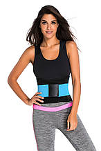 Фитнес корсет для похудения с сильной утяжкой талии