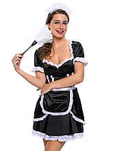 Женский игровой костюм горничной