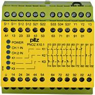 774740 Реле безпеки PILZ  PNOZ X10.1 24 VAC 6n/o 4n/c 6LED
