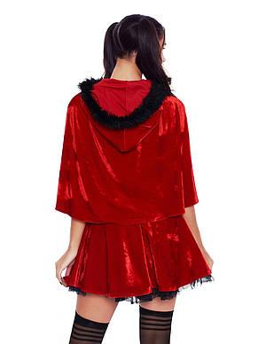 Новогодний костюм красной шапочки, фото 2