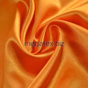 Атлас ткань стрейч шамус однотонный