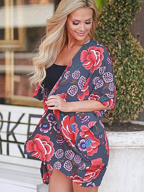 Женское пляжное кимоно, фото 2