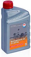 77 MOTORCYCLE OIL 2T EXTRA  для двухтактных двигателей