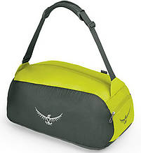 Сумка дорожная Osprey Ultralight Stuff Duffel (23х56х30см), зеленая