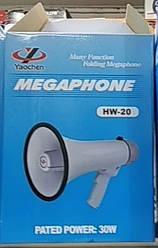 Громкоговоритель,рупор Мегафон HW -20