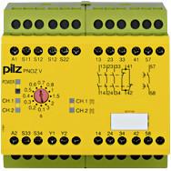 774790 Реле безпеки PILZ PNOZ V 30s 24VDC 3n/o 1n/c 1n/o t