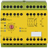 774790 Реле безпеки PILZ PNOZ V 30s 24VDC 3n/o 1n/c 1n/o t, фото 2