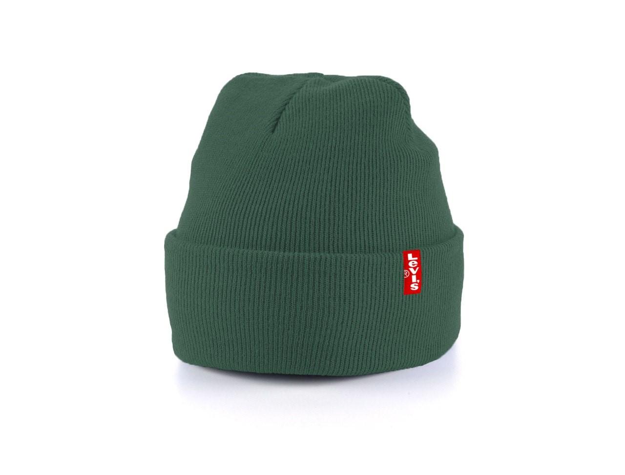 Мужская теплая шапка Levi's универсальный размер