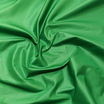 Плащевая ткань лаке зеленая, фото 2