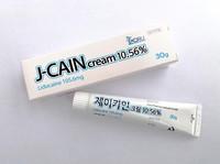 J-CANE cream lidocaine 30 грамм