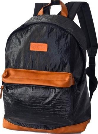 """Стильный городской рюкзак из качественного полиэстера для ноутбука 14,1"""", 20 л. Derby 0100595.00 черный"""
