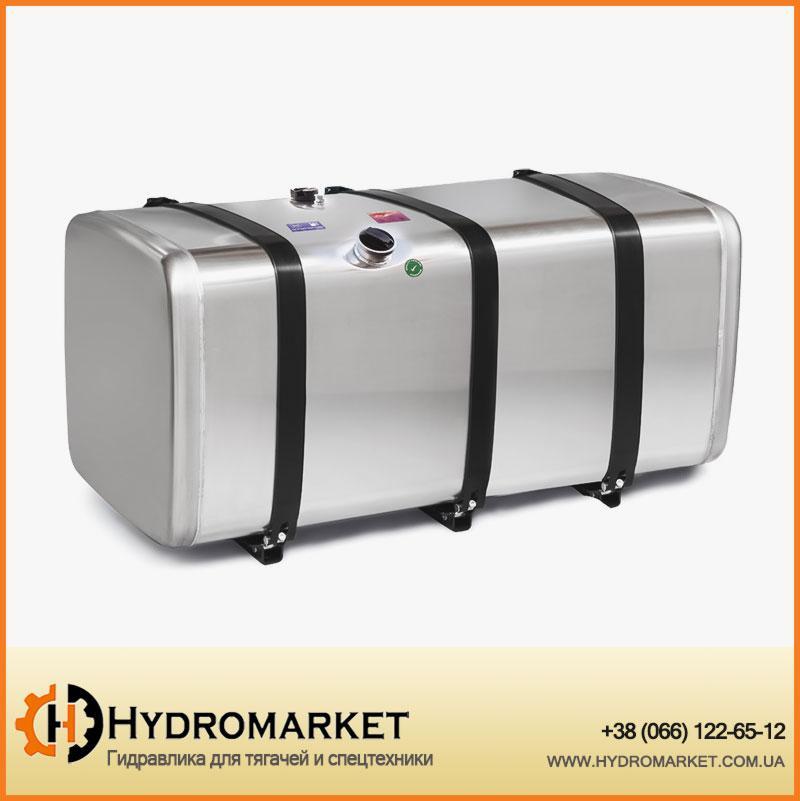 Алюминиевый топливный бак Afo Makina 700л (67х70х162)