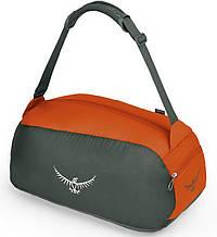 Сумка дорожня Osprey Ultralight Stuff Duffel (23х56х30см), помаранчева