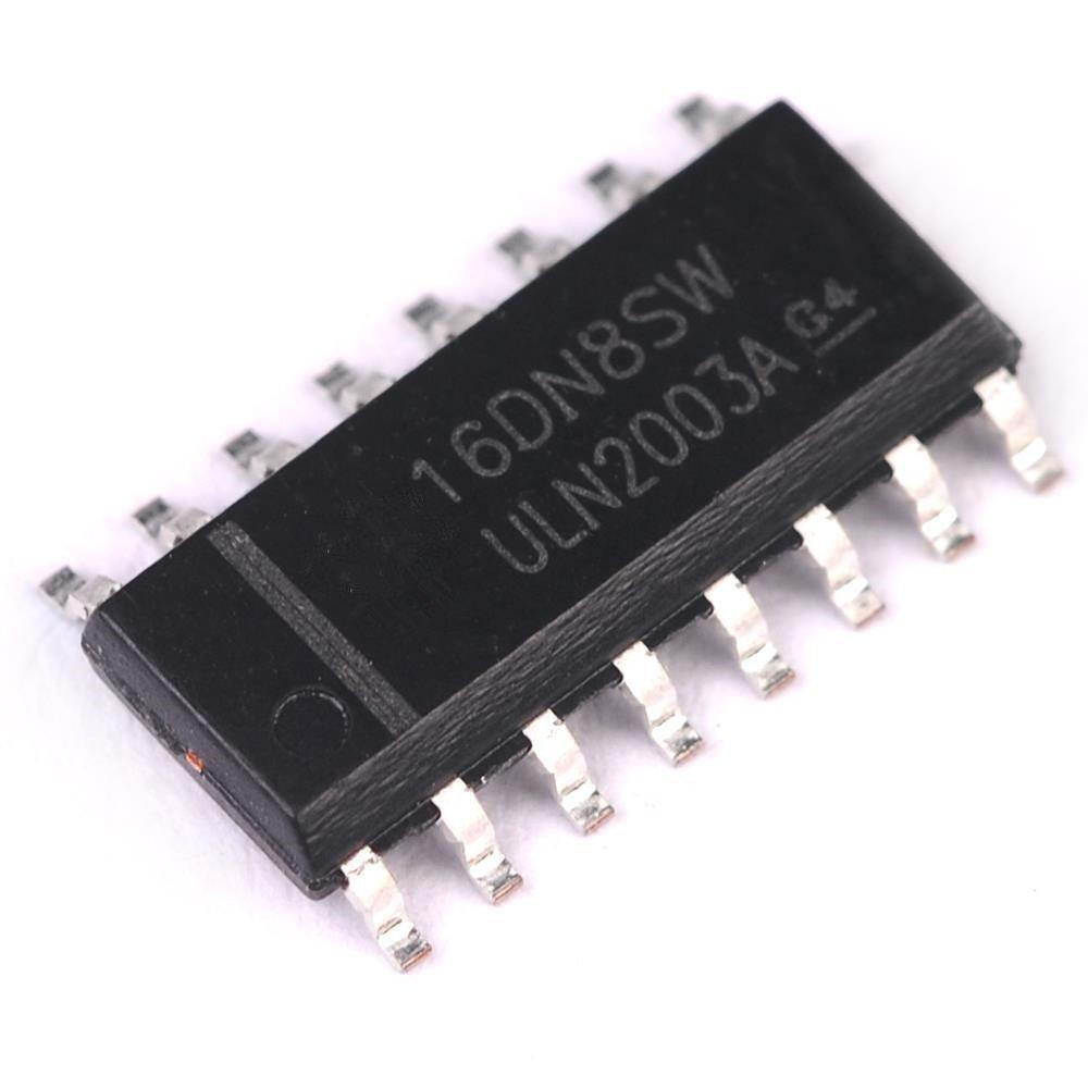 Микросхема ULN2003A ULN2003 SOP16 в ленте