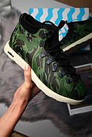 Зимние ботинки Native Fitzsimmons камуфляжные (реплика ААА+), фото 1