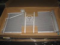 Конденсатор кондиционера MERCEDES C-CLASS W 203 (00-) (пр-во Nissens), 94544