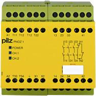 775695 Реле безпеки PILZ PNOZ 1 24VDC 3n/o 1n/c