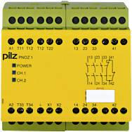 775695 Реле безпеки PILZ PNOZ 1 24VDC 3n/o 1n/c, фото 2