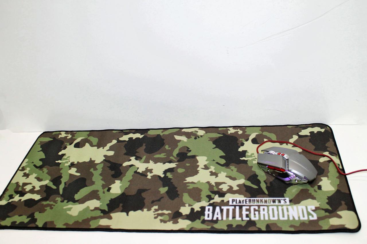 Игровая поверхность Battlegrounds 2XL 700x300 мм Коврик для мыши