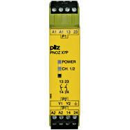 777053 Реле безпеки PILZ PNOZ X7P 110-120VAC 2n/o, фото 2