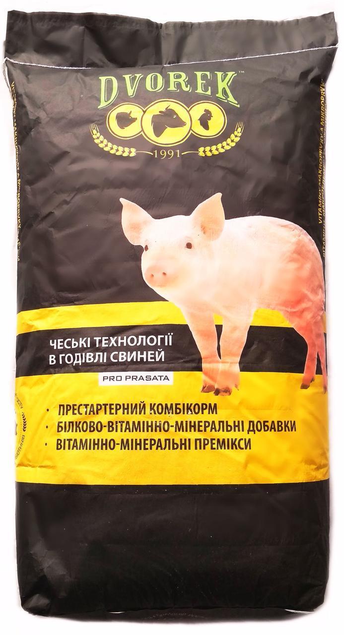 Dvorek Премикс для свиней Финишер 3% (от 65кг)