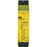 777056 Реле безпеки PILZ PNOZ X7P 230-240VAC 2n/o, фото 2