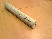 Фторопласт  стержень  57 х 350 мм,серый.