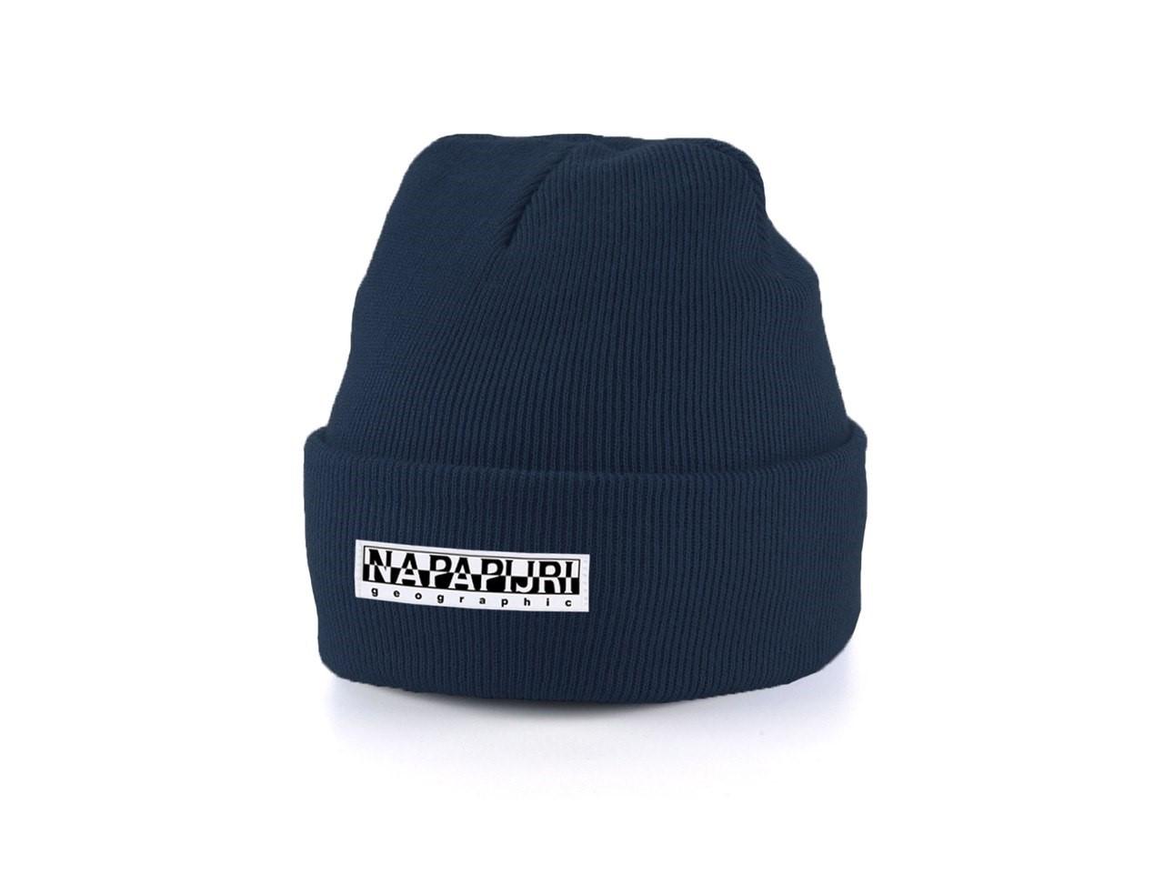 Мужская теплая шапка Napapijri универсальный размер
